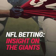 NFC: Giants Look Like a Team in a Typhoon