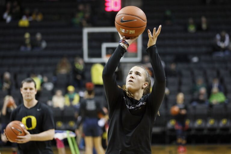 Sabrina Ionescu Clinches The No.1 Pick Selection and the Nike Endorsement Deal