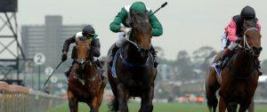 Glorious Goodwood Royal Ascot Day 5 stock royalty free horse racing