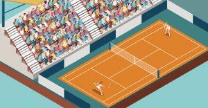 tennis header image from shutterstock