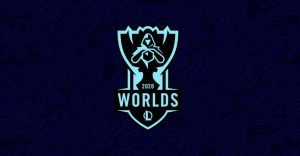 The official League of Legends World Championship featured art for 2020