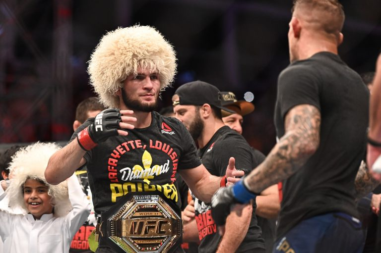 Khabib vs Gaethje Betting Preview, Odds, Picks (UFC 254)