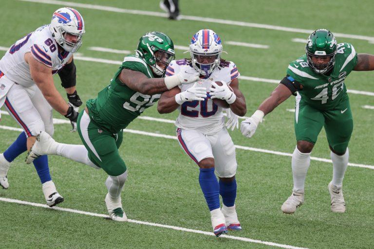 New York Jets vs. Buffalo Bills Week 7: Preview, Odds, Pick (10/25/20)