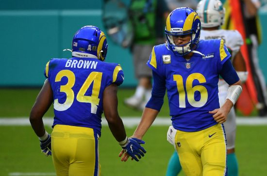 Nfl: Los Angeles Rams At Miami Dolphins