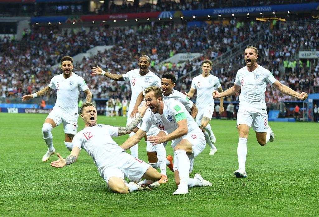 Soccer: World Cup England Vs Croatia