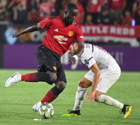 Soccer: International Champions Cup Ac Milan At Manchester United