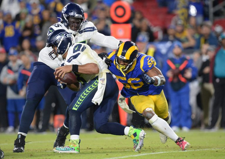 NFL Wild Card: Rams vs Seahawks Prediction/Vegas Odds (Jan 9)