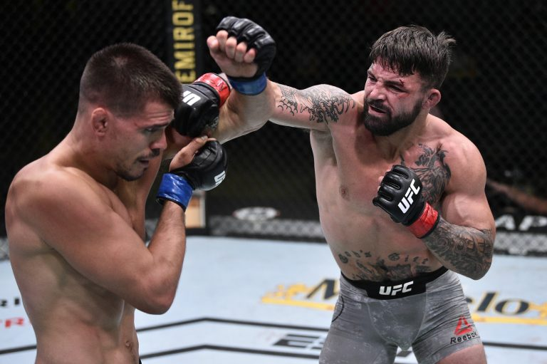 UFC 255: Mike Perry vs Tim Means Preview, Odds & Picks (21st November)