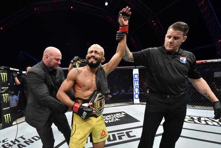 UFC 255: Deiveson Figueiredo vs. Alex Perez Preview, Odds, Pick