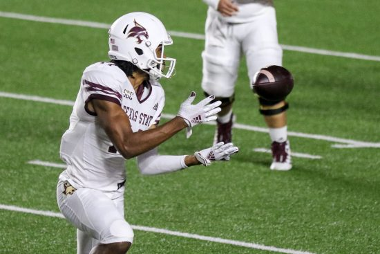 Ncaa Football: Texas State At Boston College