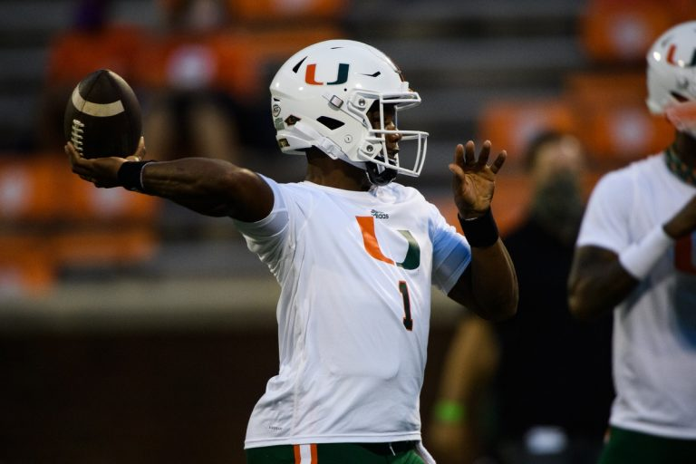 Miami Hurricanes at NC State Wolfpack Preview (November 6)