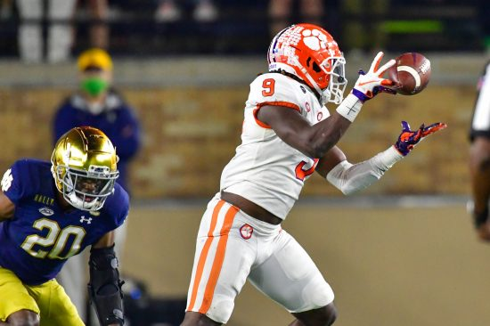 Ncaa Football: Clemson At Notre Dame