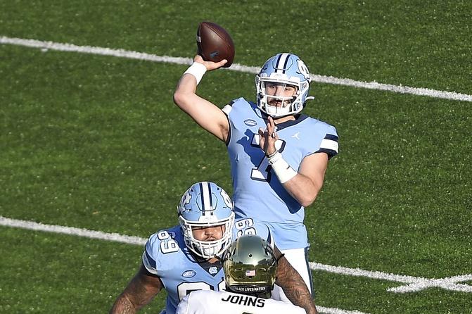NCAAF Week 13: Notre Dame at North Carolina Odds, Pick, Preview (Nov 27)