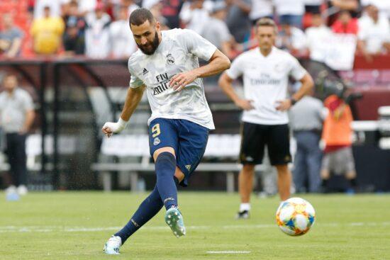 Soccer: International Champions Cup Real Madrid At Arsenal