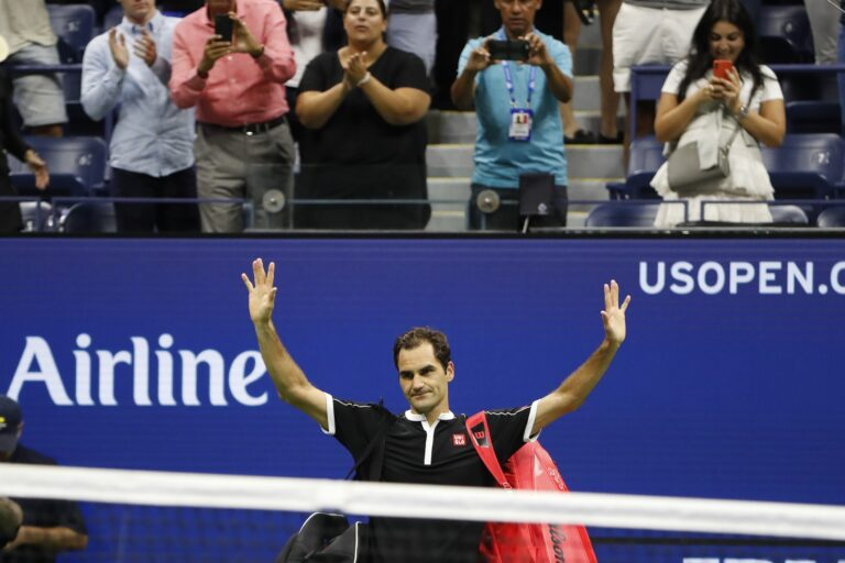 Roger Federer Announces His Withdrawal From 2021 Australian Open
