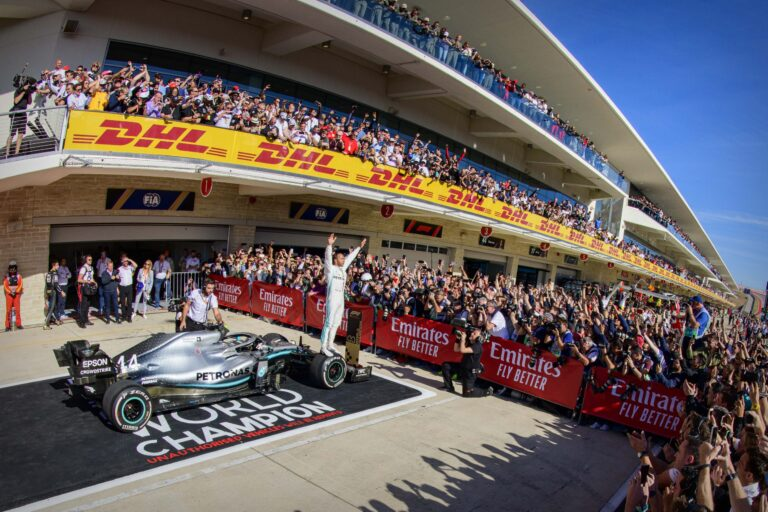 George Russell Stands In For Lewis Hamilton At The Sakhir Grand Prix