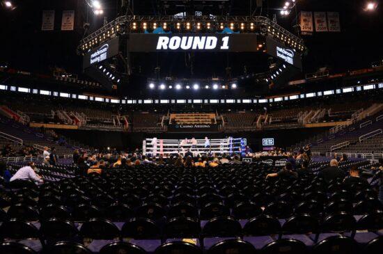 Boxing: Rosado Vs Ochoa