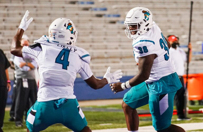 NCAAF Week 14: [ALTERED] Liberty at Coastal Carolina Pick, Preview