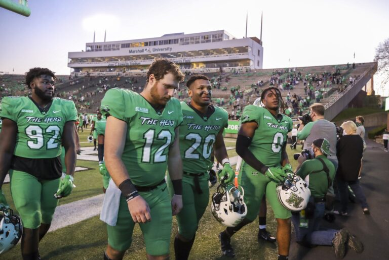 NCAAF Week 14: Rice at Marshall Odds, Pick, Preview (Dec 5)