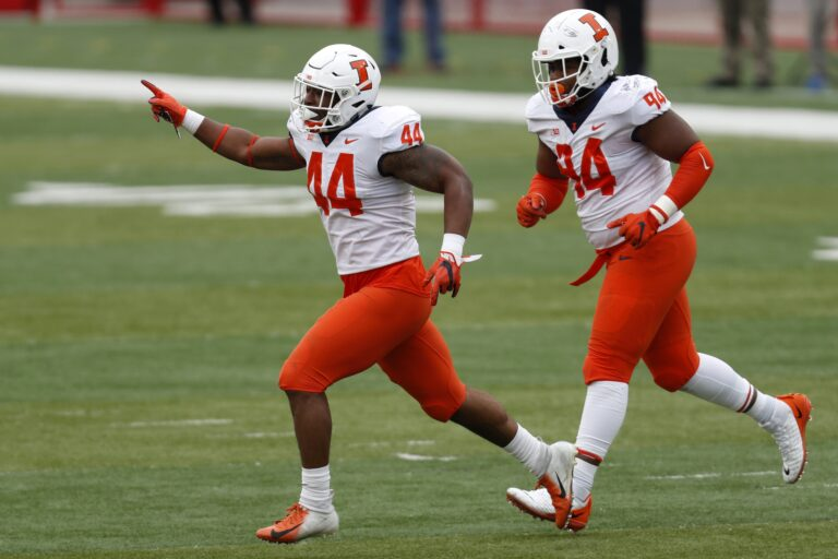 NCAAF Week 14: Iowa at Illinois Odds, Pick, Preview (Dec 5)
