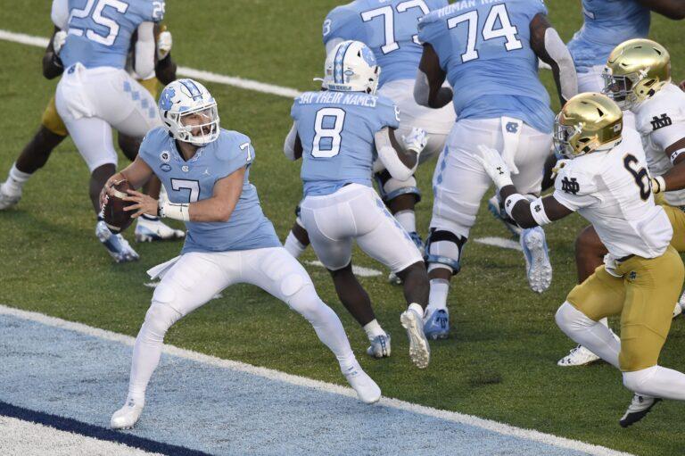 NCAAF Week 14: Western Carolina at North Carolina Odds, Pick, Preview (Dec 5)