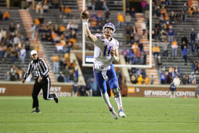 NCAAF Week 15: LSU at #6 Florida Vegas Odds, Pick, Preview (Dec 12)