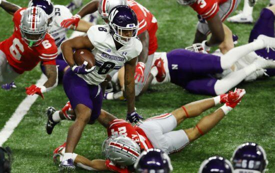 Ncaa Football: Big Ten Championship Northwestern At Ohio State