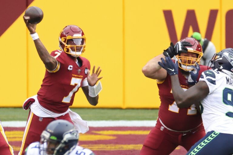 NFL Week 16: Panthers at Washington Vegas Odds, Pick, Preview (Dec 27)