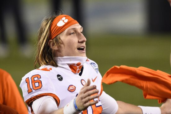 Ncaa Football: Acc Championship Notre Dame At Clemson