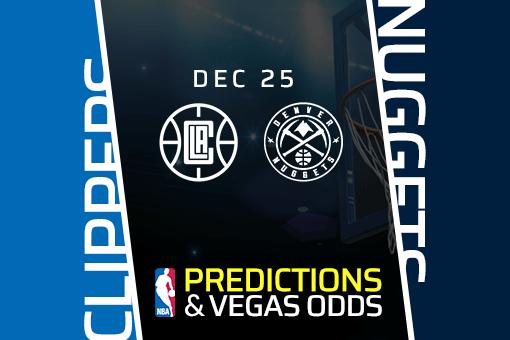 NBA: Clippers vs Nuggets Prediction & Vegas Odds (Dec 25)