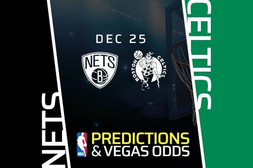 NBA: Nets vs Celtics Prediction & Vegas Odds (Dec 25)