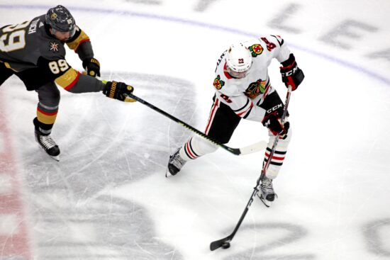 Nhl: Stanley Cup Playoffs Chicago Blackhawks At Vegas