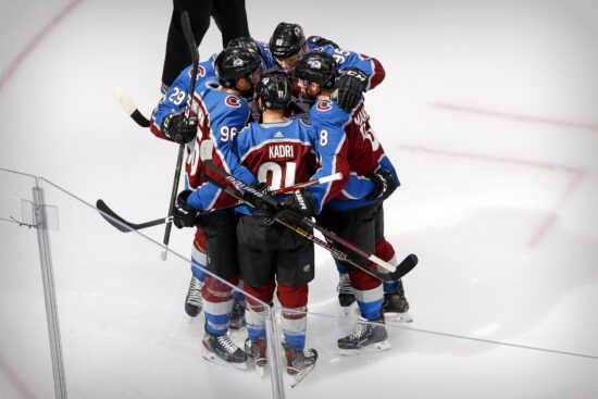 Nhl: Stanley Cup Playoffs Dallas Stars At Colorado Avalanche