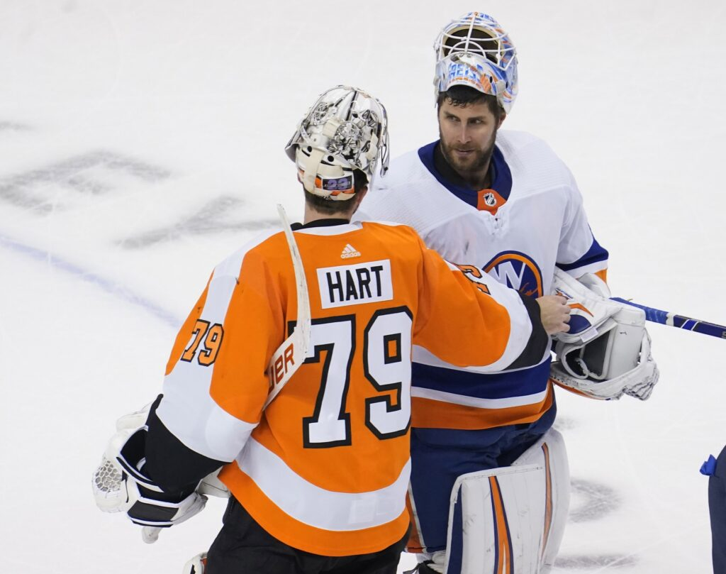 Nhl: Stanley Cup Playoffs New York Islanders At Philadelphia Flyers