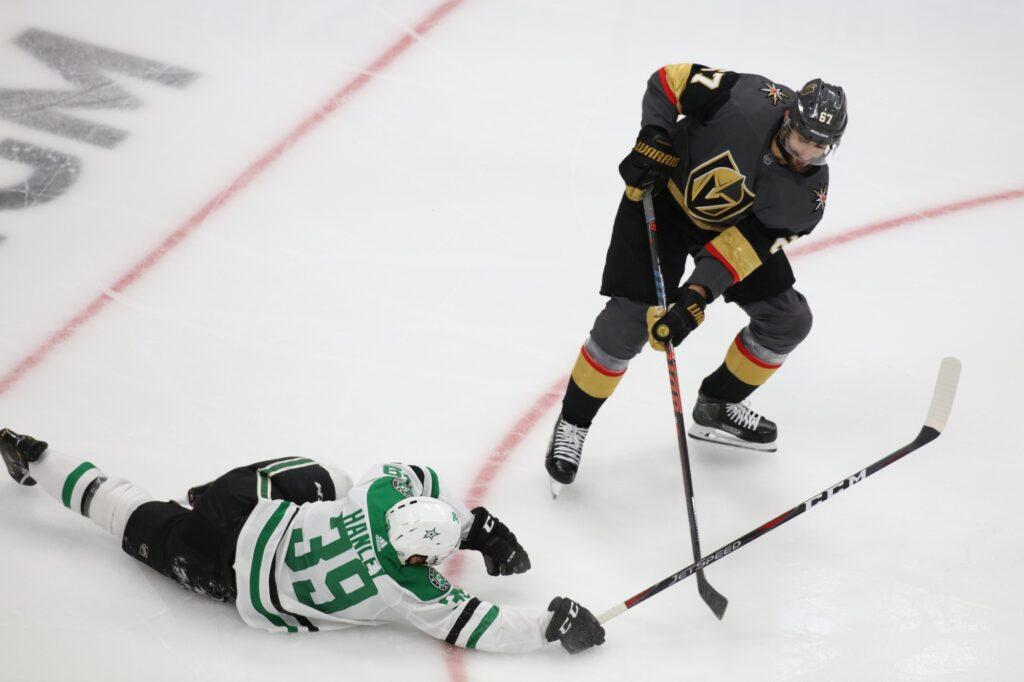 Nhl: Stanley Cup Playoffs Dallas Stars At Vegas Golden Knights