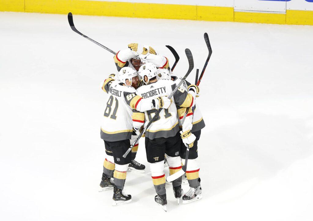 Nhl: Stanley Cup Playoffs Vegas Golden Knights At Dallas Stars