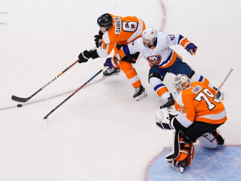 NHL: Penguins vs Flyers Prediction & Lines (Jan 13)
