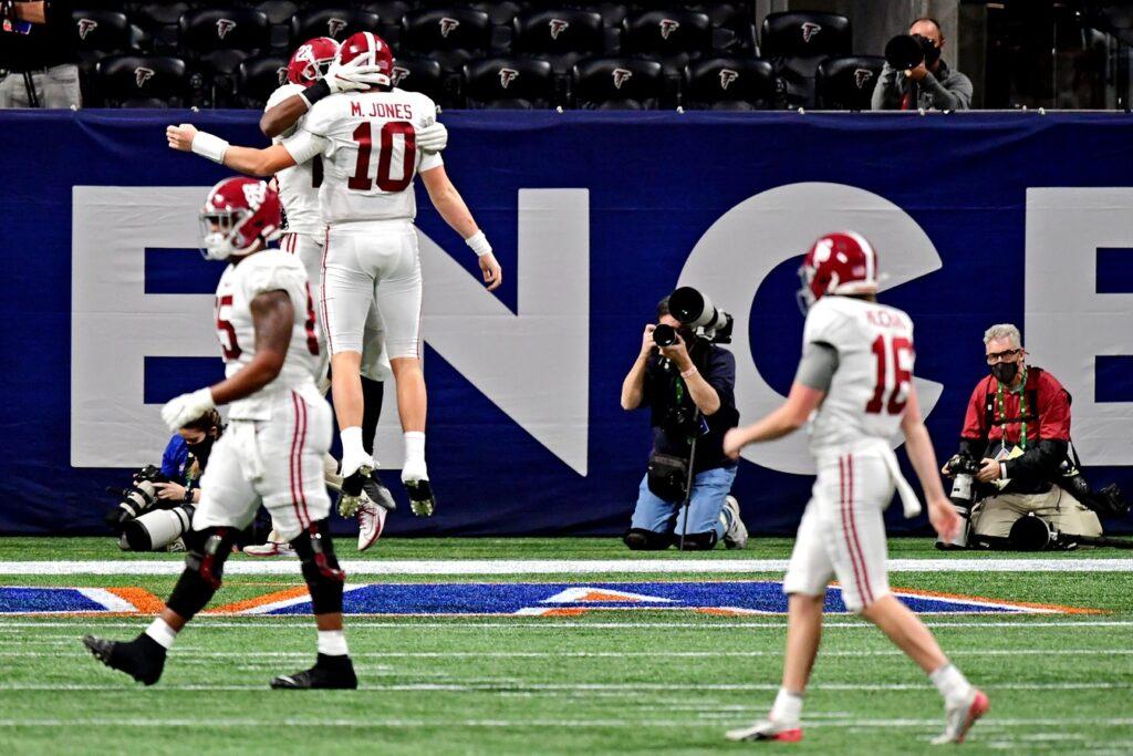 Ncaa Football: Sec Championship Alabama At Florida