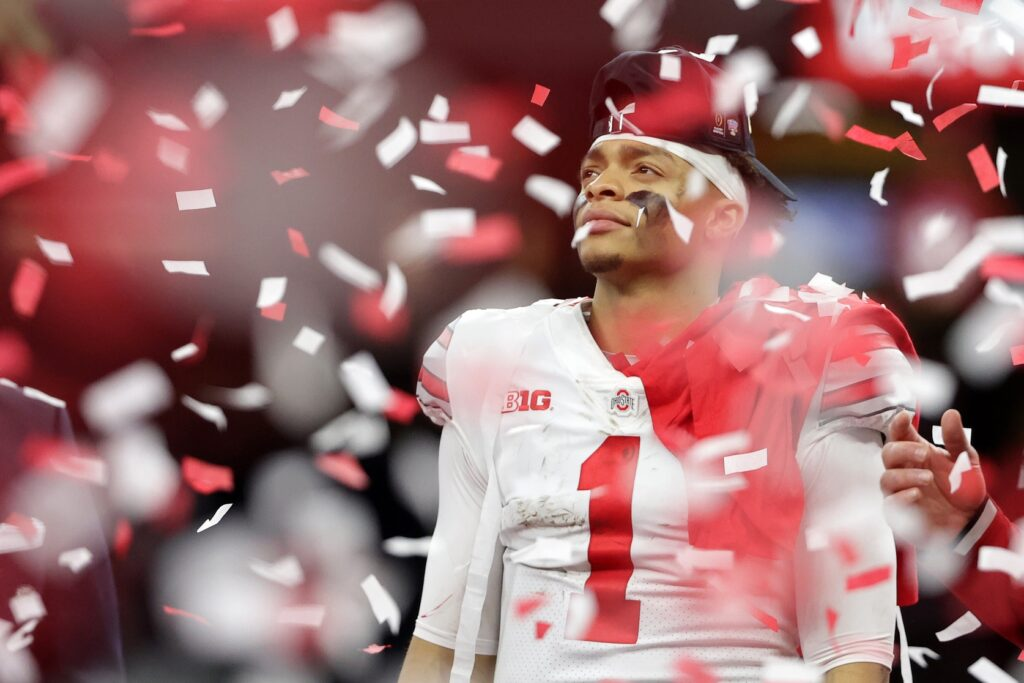 Ncaa Football: Sugar Bowl Ohio State Vs Clemson