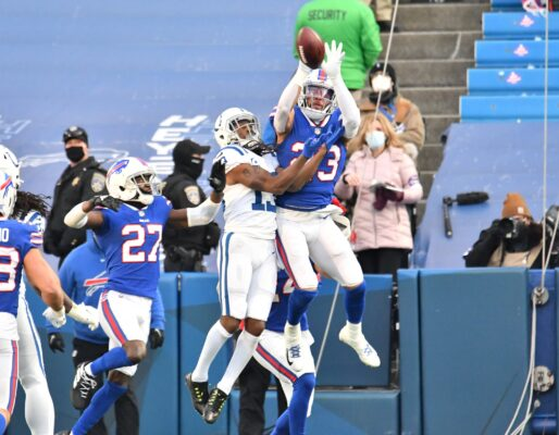Nfl: Afc Wild Card Round Indianapolis Colts At Buffalo Bills