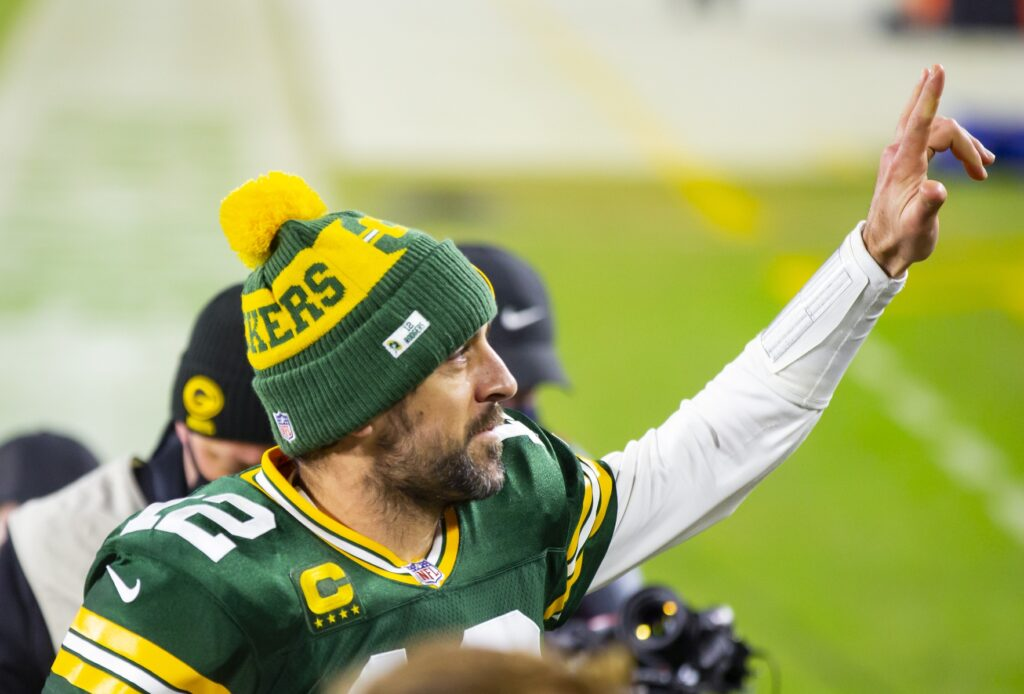 Nfl: Nfc Divisional Round Los Angeles Rams At Green Bay Packers