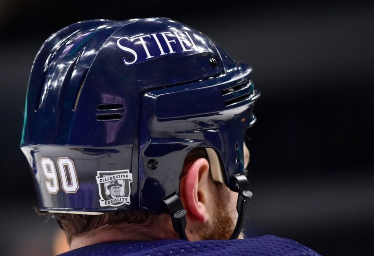 NHL: Sharks vs Blues Prediction & Lines (Jan 20)