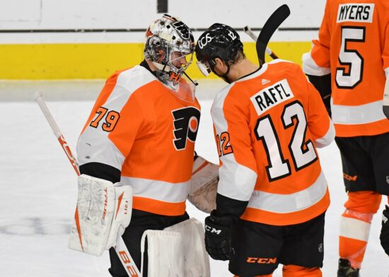 Free NHL Pick: (Jan 31) Islanders vs Flyers Prediction & Lines