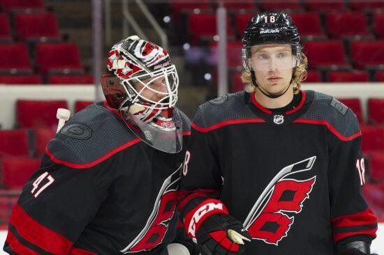 Free NHL Pick: (Jan 31) Stars vs Hurricanes Prediction & Lines
