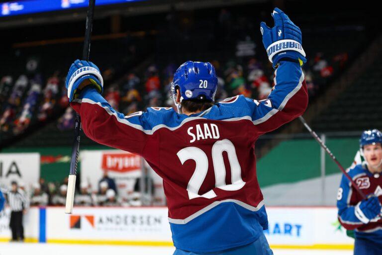 Free NHL Pick: (Jan 31) Avalanche vs Wild Prediction & Lines