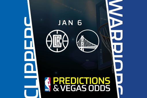 NBA: Clippers at Warriors Game Prediction & Preview (Jan 6)
