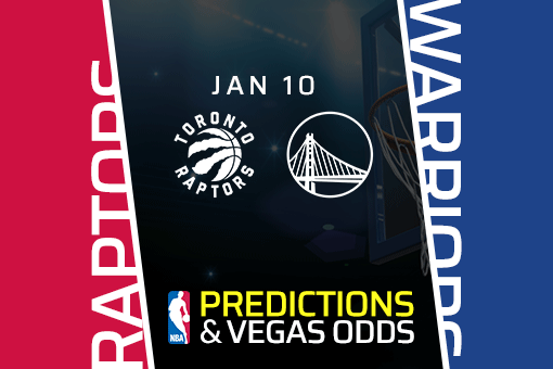 NBA: Raptors at Warriors Game Prediction & Preview (Jan 10)