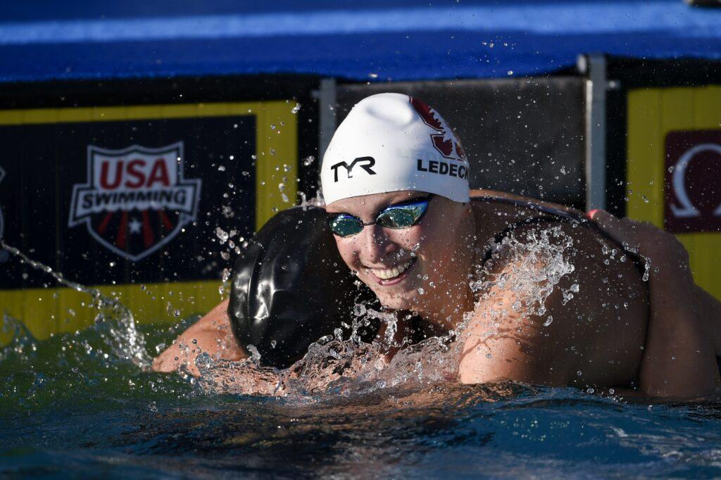 Swimming: 2018 Usa Swimming Phillips 66 National Championships