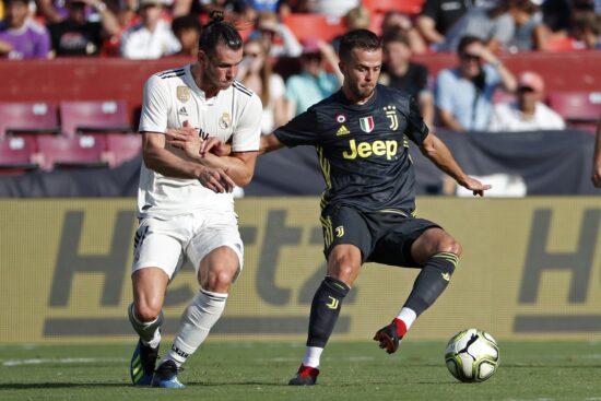 Soccer: International Champions Cup Real Madrid At Juventus