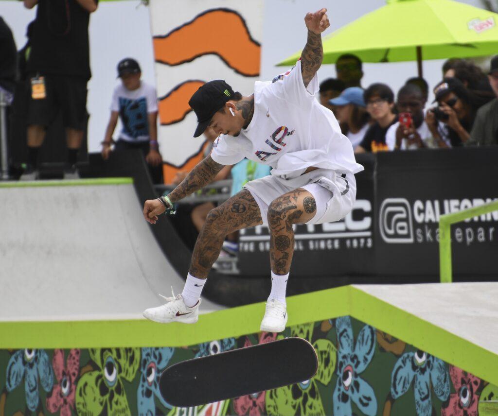 Skateboarding: Dew Tour Finals